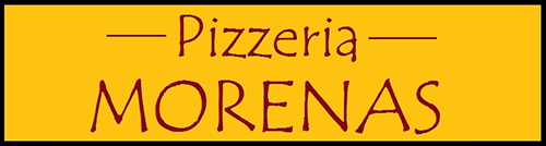 Morena's Pizza Express Logo